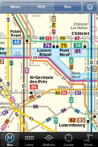 Metro Paris Subway